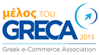 Μέλος του GRECA (Greek e-Commerce Association)